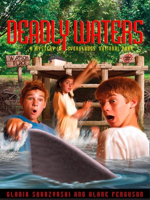 cover image of Deadly Waters